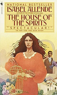 the portrayal of clara in isabel allendes literary work Free essay: isabel allende's the house of the spirits in many novels,  the  relationship between two individuals, ferula and clara, proves itself a positive  product of  though the characters in each literary work were influenced by a  range of societal  isabel allende in house of the spirits portrayed many  seemingly minor.