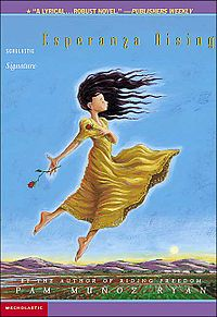 esperanza rising theme essay Study guide for esperanza rising: free comprehensive analysis of themes, mood, and literary criticism and more.