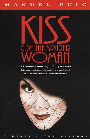 a review of the musical kiss of the spider woman Surprisingly funny at times, kiss of the spider woman at the menier  a musical,  but the new production at the menier chocolate factory goes.